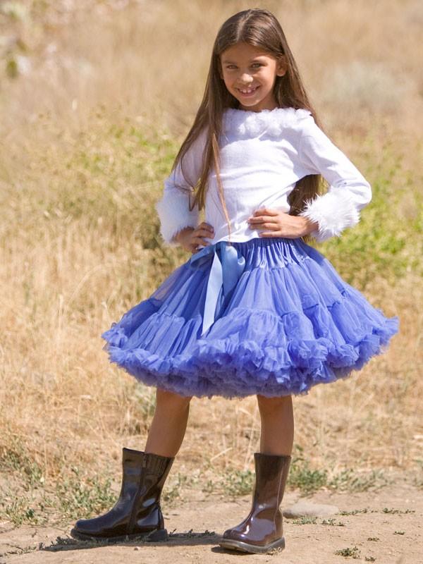Юбки Для Девочек Фото